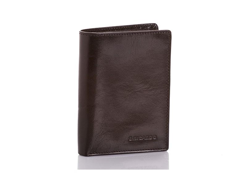 b7a1591ce468a Z.RICARDO skórzany portfel męski - Skora24