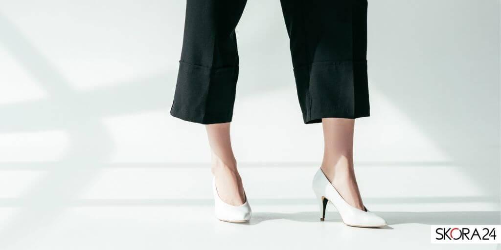 jak umyć białe buty