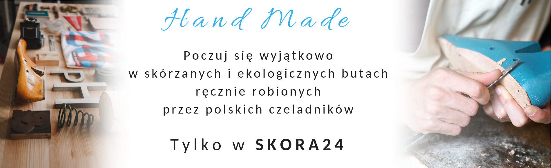 Hand-Made-Damskie