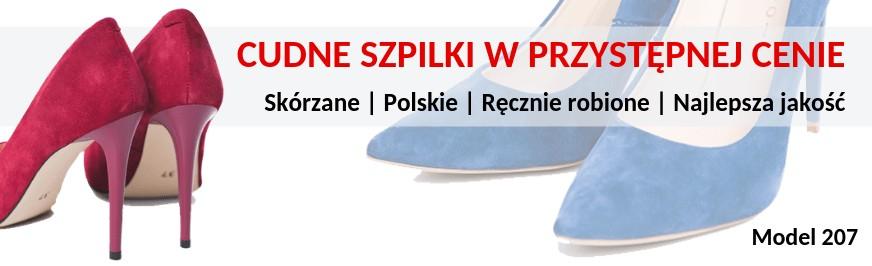 209afe0c5aeb6 Polskie obuwie skórzane damskie, Buty damskie wyprzedaż 2018 - Skora24